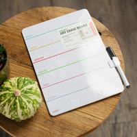 Weekplanner met stift