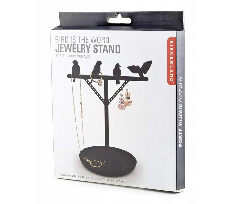 Sieradenhouder- vogeltjes