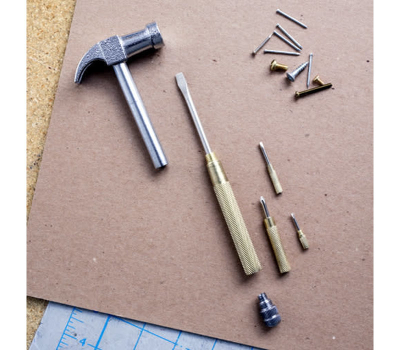 Handige hamer multi tool
