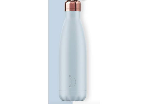 Chilly's Chilly's bottle 500ml blush sky blue