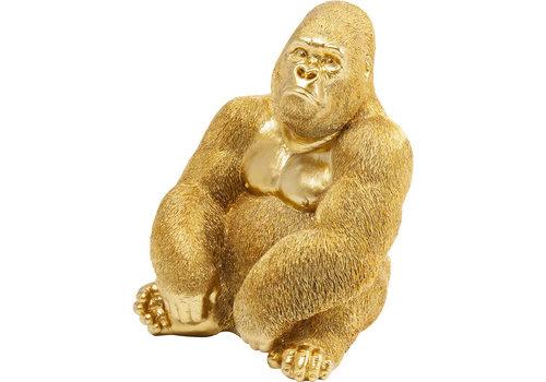 Karé Beeld- Gouden Gorilla