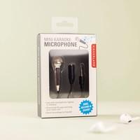 Mini karaoke microfoon voor mobiel