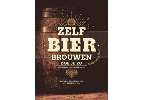 Deltas Zelf bier brouwen doe je zo