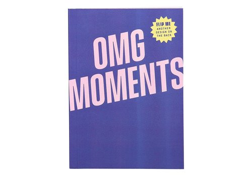 Wild & Wolf A6 Mini Notebook | OMG Moments