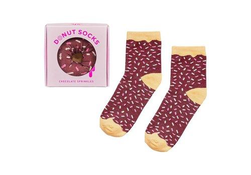 Wild & Wolf Donut Socks | Donut Sokken