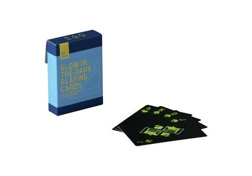 Wild & Wolf Glow In The Dark Campfire Playing Cards | Speelkaarten