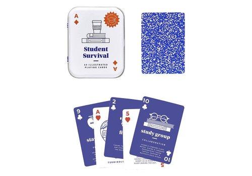 Wild & Wolf Student Survival Cards | Speelkaarten