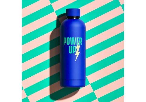 Wild & Wolf Water Bottle | Power Up | Drinkfles
