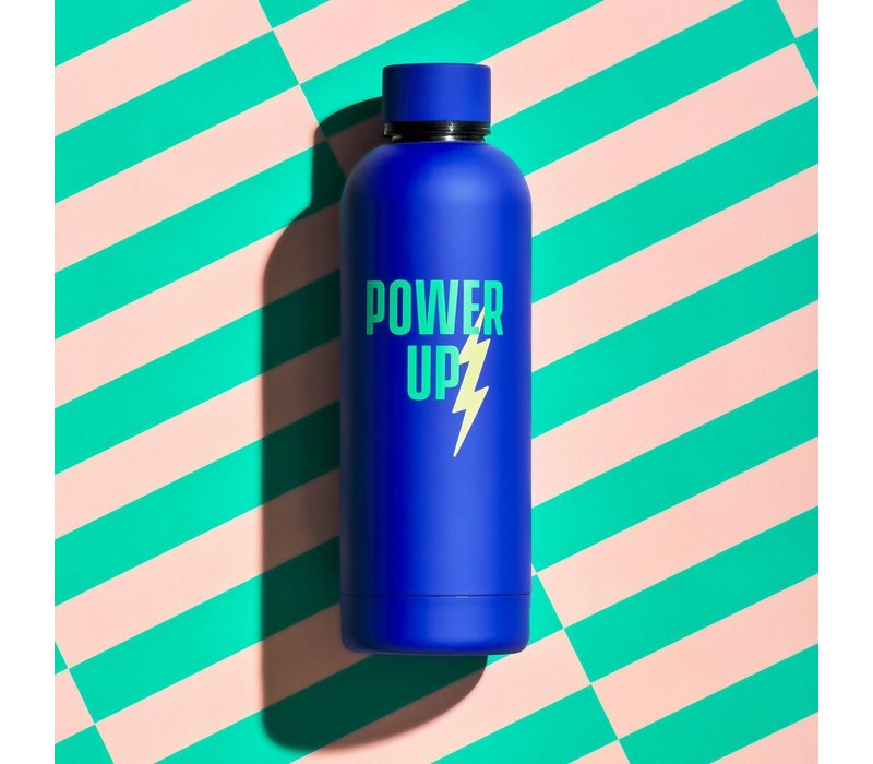 Water Bottle   Power Up   Drinkfles
