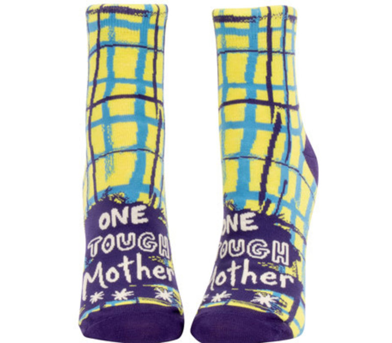 Enkel sokken - One Tough Mother
