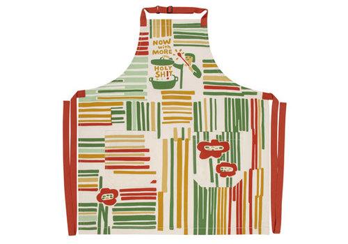 Cortina Apron - Now With More Holy Shit - Schort