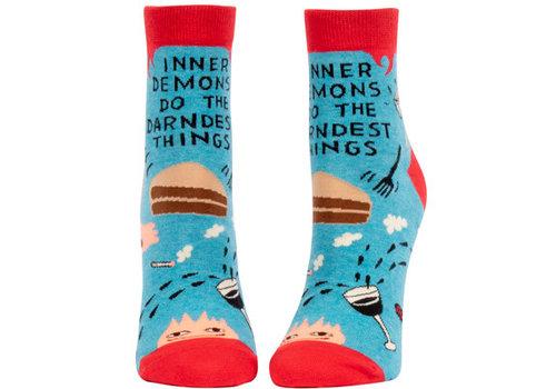 Cortina Ankle Socks- Inner Demons