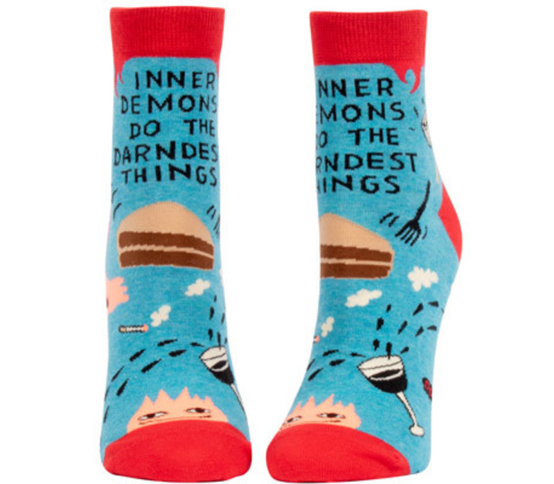 Enkel sokken- Inner Demons