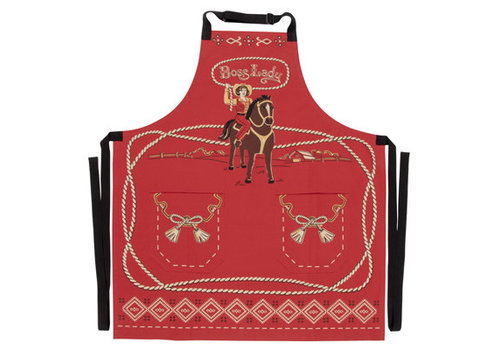 Cortina Apron - Schort - Boss Lady
