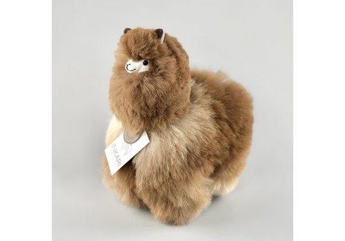 Inkari Alpaca Medium Walnut