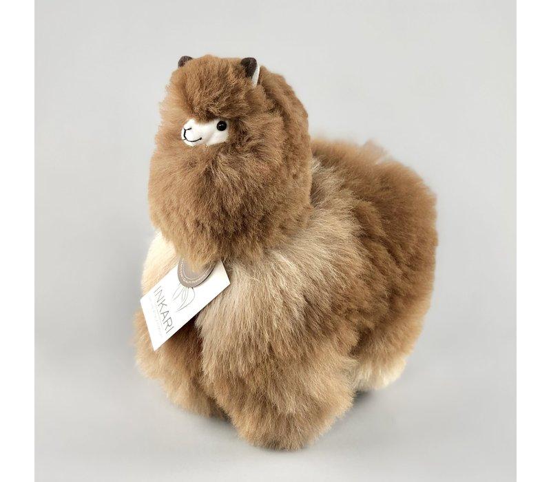 Alpaca Medium Caramel