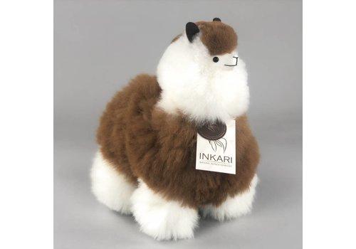 Inkari Alpaca Medium Moccachino