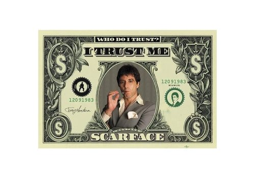Poster 169 |  SCARFACE DOLLAR