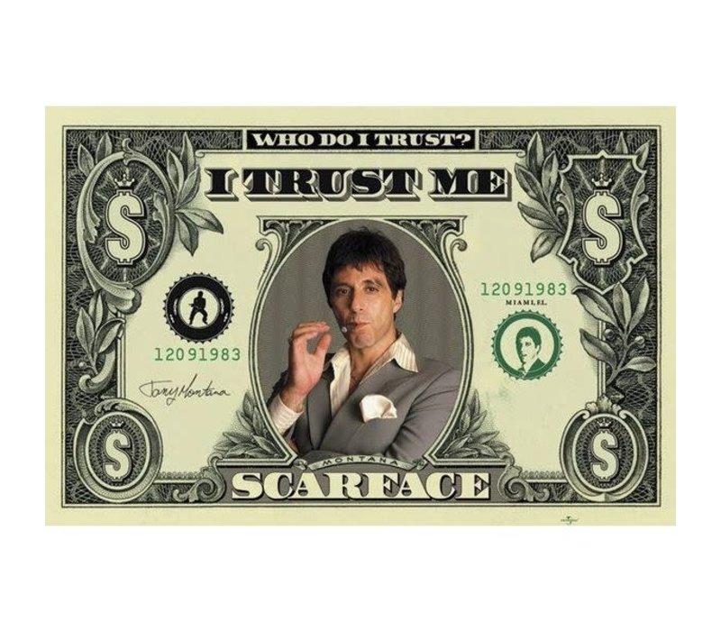 Poster 169 |  SCARFACE DOLLAR