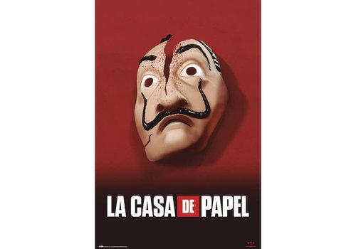 Poster 52 |  LA CASA DE PAPEL MASK
