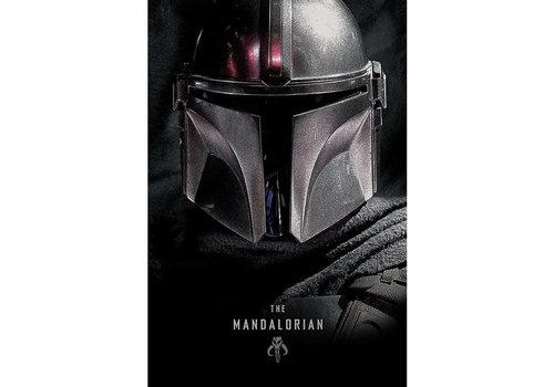 Poster 147 |  Star Wars THE MANDALORIAN DARK