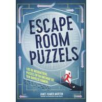 Escape room puzzels-zachte kaft