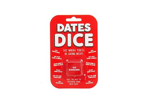 Cortina Date Dice | Date Dobbelsteen