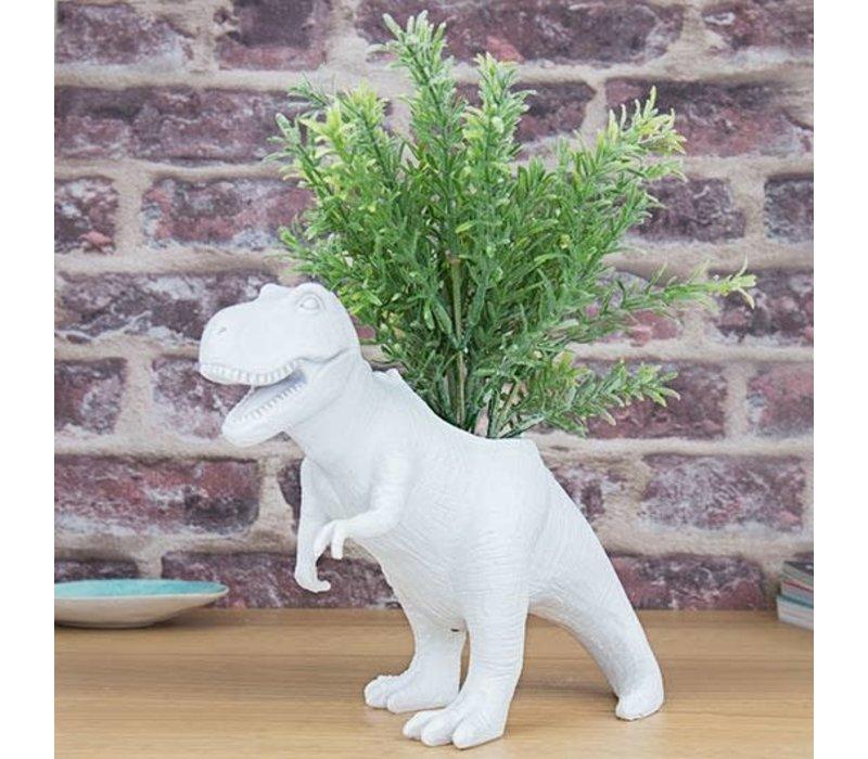 Bloempot - Dino T-Rex