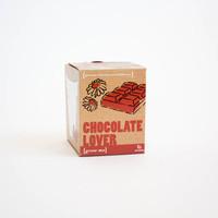 Plantje Grow me - Chocolade