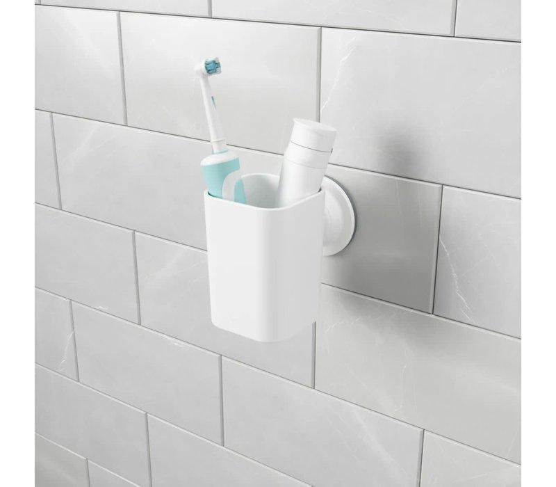 Flex- tandenborstelhouder wit