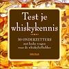 Deltas Test je whiskykennis onderzetters