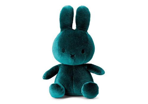 Bon Ton Toys Nijntje Velvet Dark Teal 23 cm