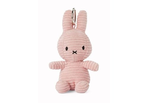 Bon Ton Toys Nijntje Sleutelhanger Corduroy Pink 10 cm