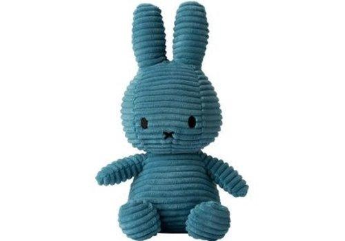 Bon Ton Toys Nijntje Corduroy Blue 33 cm