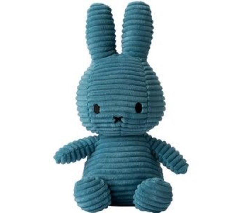 Nijntje Corduroy Blauw 33 cm