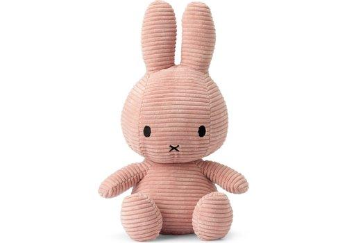 Bon Ton Toys Nijntje Corduroy Pink 33 cm