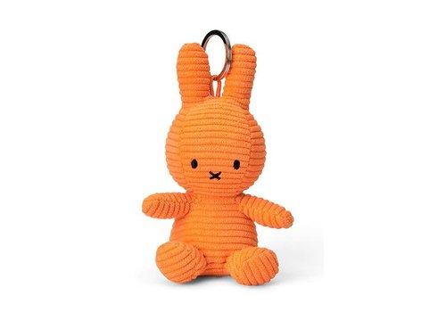 Bon Ton Toys Nijntje Sleutelhanger Corduroy Orange 10 cm