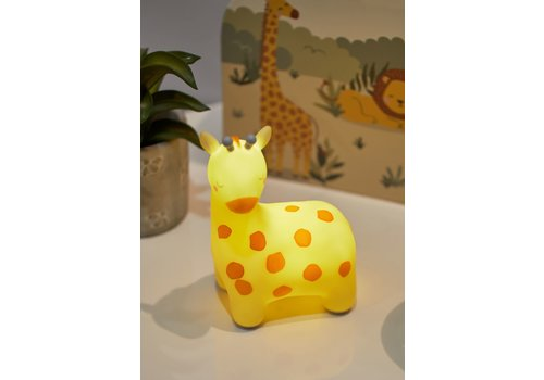 Sass & Belle Savannah safari giraffe night light