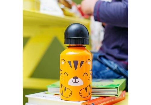 Sass & Belle Tiger kids water bottle