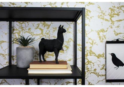 Housevitamin Black Alpaca