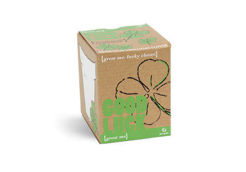 Cortina Plantje Grow me - Good Luck