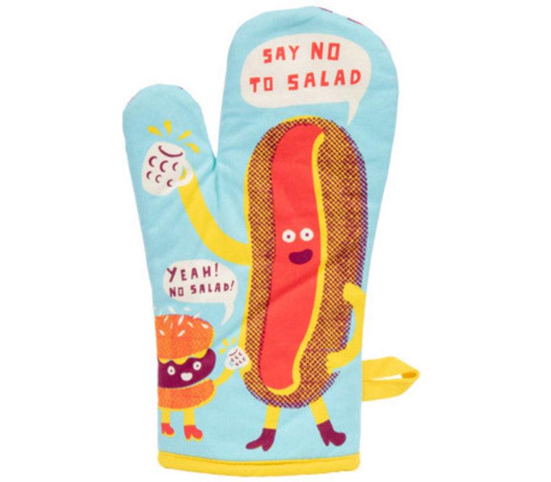 Ovenwant - Say no to Salads