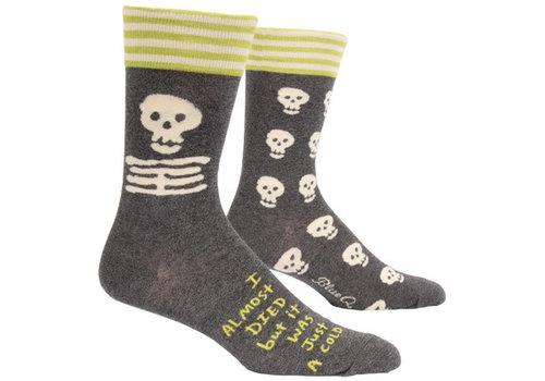 Cortina Men Socks - I almost died