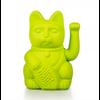 Donkey Lucky Cat - neon groen