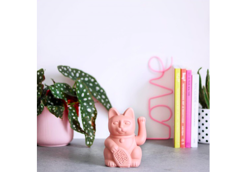 Donkey Lucky Cat - pink