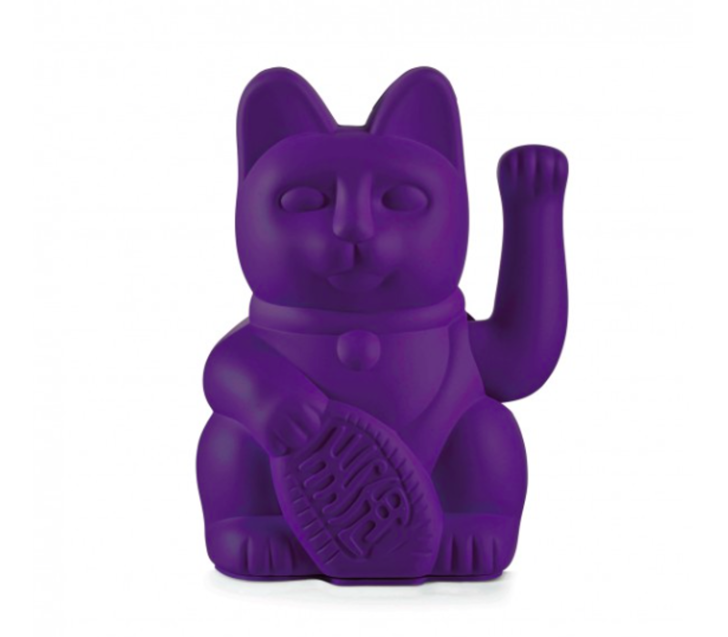 Lucky Cat - violet
