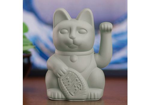 Donkey Lucky Cat - grey