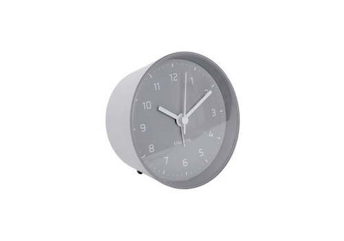 Present Time Alarm clock Cone | mouse grey | wekker