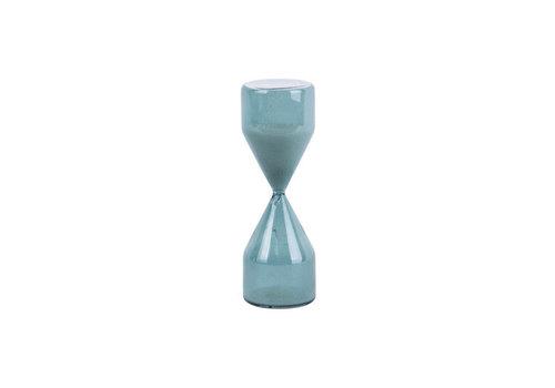 Present Time Hourglass Fairytale |small glass green | zandloper