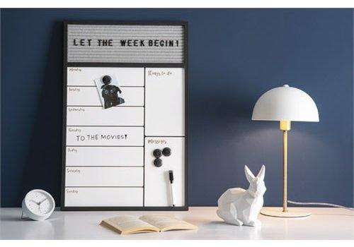 Present Time Week Planner Serene